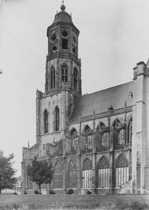 Church of St Gommaire