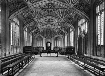 The Divinity School, Oxford