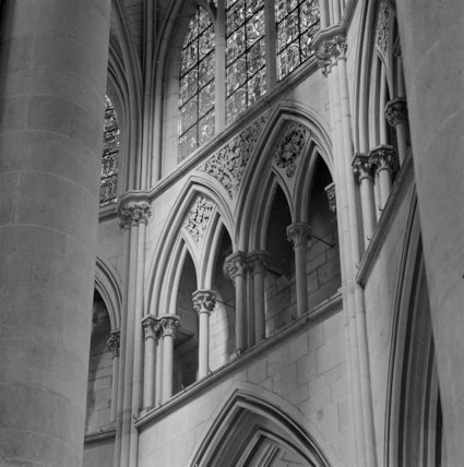 Inner Ambulat, Bay II, Le Mans Cathedral