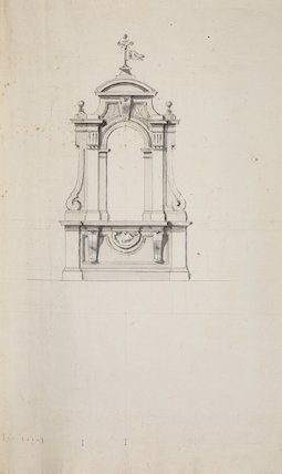Design of a free standing religious structure