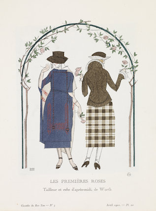 Gazette du Bon Ton, 1913, No.3