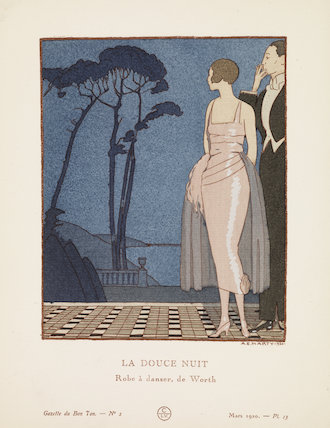 Gazette du Bon Ton, 1920, No.2
