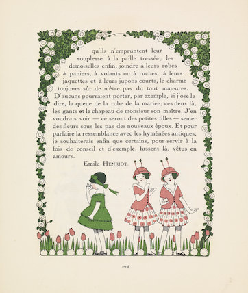 Gazette du Bon Ton, 1913, No.7, p204