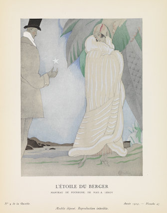 Gazette du Bon Ton, 1924, No.9