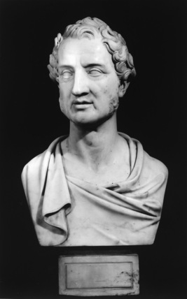 Bust of Viscount Cardwell