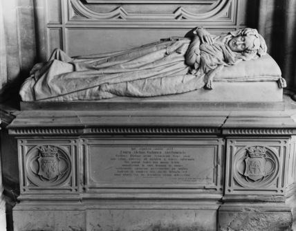 Chapelle Royale;Tomb of Eugenie Adelaide-Louise d'Orleans