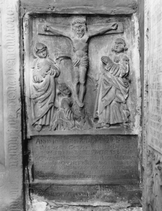 Epitaph with Crucifixion