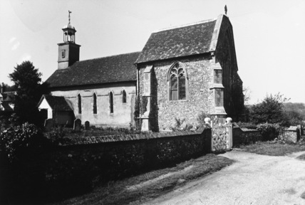 Tilty Abbey;Abbey Church
