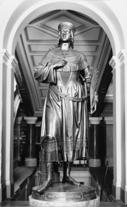 Statue of Saint Vaclav