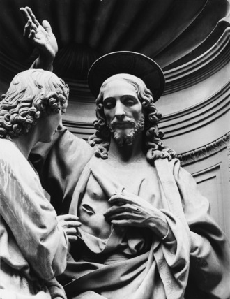 Christ and Saint Thomas