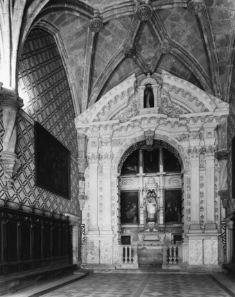 Mosteiro de Santa Cruz;Chapter House of Santa Cruz