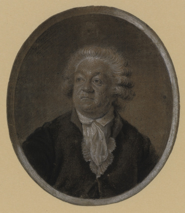 Portrait of Mirabeau