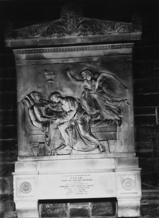 Monument to Sarah Byrom