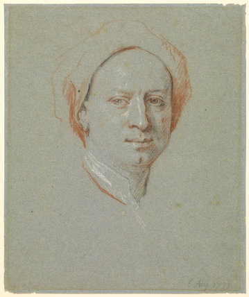 Portrait of Jonathan Richardson the Younger