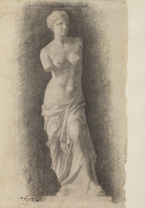 Study after the Venus of Milo