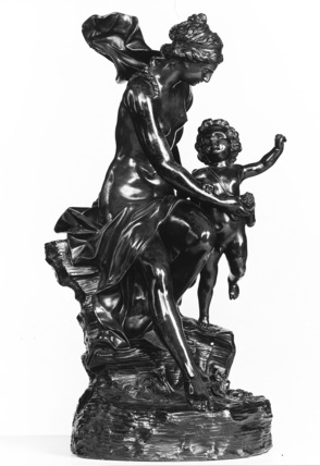 Psyche with Cupid