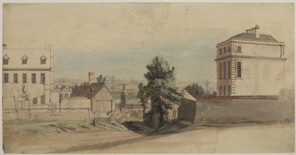 View of Greenwich village