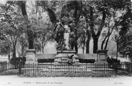 Monument to La Fontaine