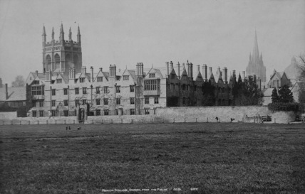 University of Oxford, Merton College