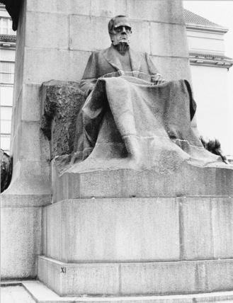 Monument to Frantisek Palacky