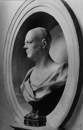Bust of James Gibbs