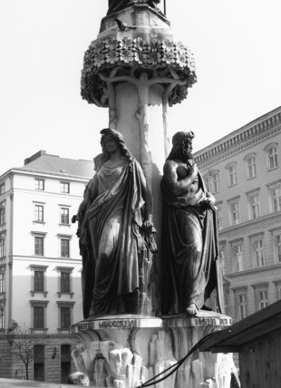 Austria Fountain