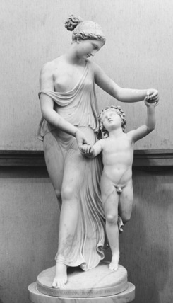 Ino Teaching Bacchus to Dance