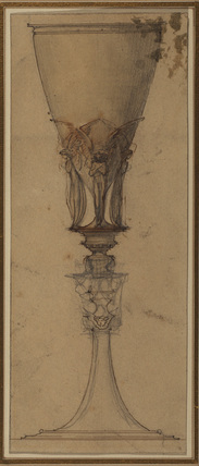 Design for a goblet