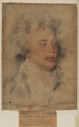 The Prince Regent, later George IV
