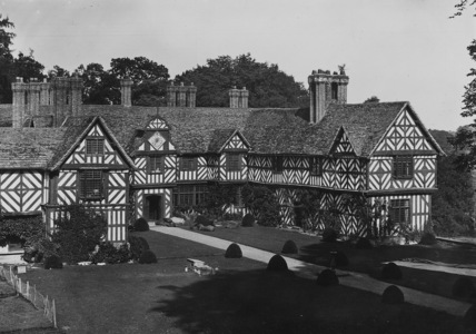 Pitchford Hall