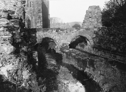 Furness Abbey;Reredorter
