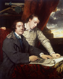 James Paine, Architect and his son James