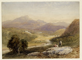 The Vale of Ffestiniog, Merionelthshire