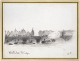 Study of Waterloo Bridge