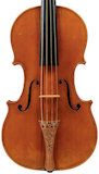 "Violin ""Le Messie"" (Messiah), 1716"