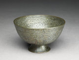 Inscribed stem cup