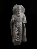 Standing figure of the Buddha Sakyamuni