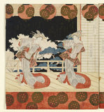 The Dance at Furuichi for the Hisakataya Group, 1