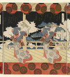 The Dance at Furuichi for the Hisakataya Group, 3