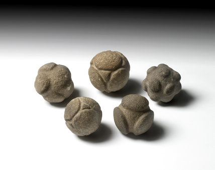 Carved Stone Balls
