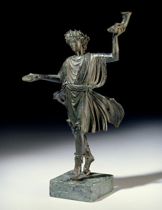 Statuette of a lar