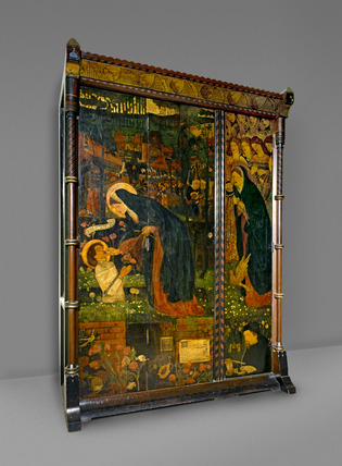 Prioress's Tale Wardrobe