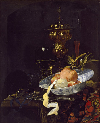 Still Life with an Oriental Rug