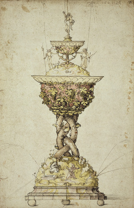 Design for a table Fountain