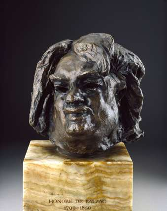 Balzac, Head before the Last Study