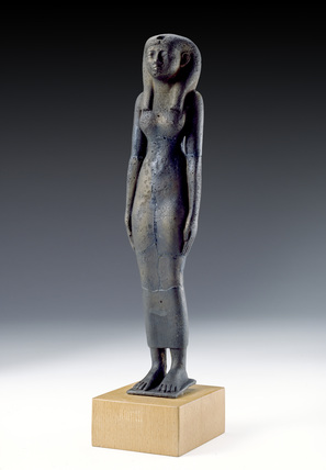 Figure of the goddess Isis