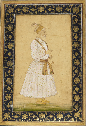 Portrait of Asaf Khan IV