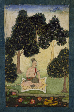 Portrait of Asavari ragini