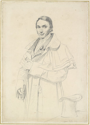 Three-quarter-length Portrait of Jean-Francois-Antoine Forest