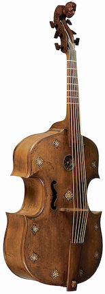 Bass (?) viol, 16th century (1501 - 1600)